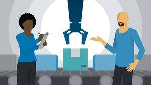 Gestión de proyectos de automatización industrial esencial