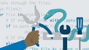 Tools mit Python entwickeln