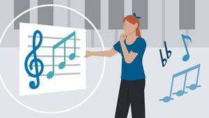 Piano facile : 1. Comprendre les accords et les renversements