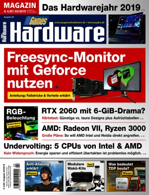 PC Games Hardware (03/2019)