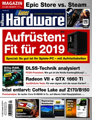 PC Games Hardware (04/2019)