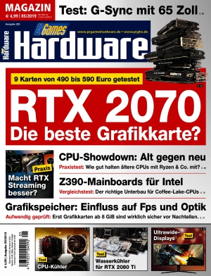 PC Games Hardware (05/2019)