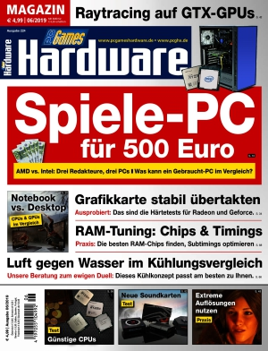 PC Games Hardware (06/2019)