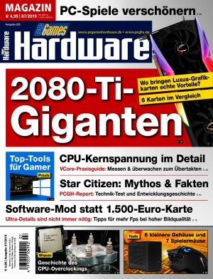 PC Games Hardware (07/2019)