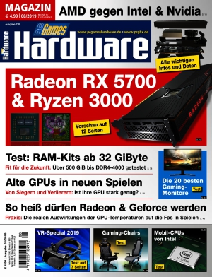 PC Games Hardware (08/2019)