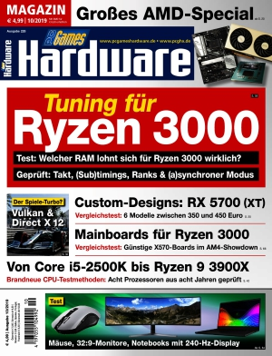 PC Games Hardware (10/2019)