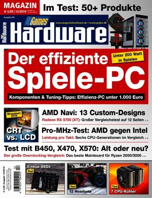 PC Games Hardware (12/2019)