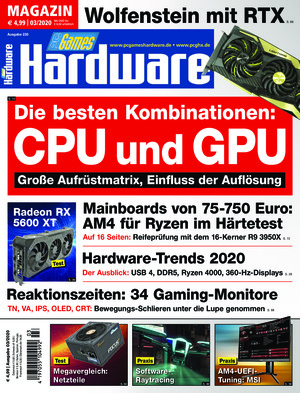 PC Games Hardware (03/2020)