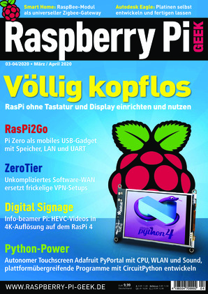 Raspberry Pi Geek (03-04/2020)