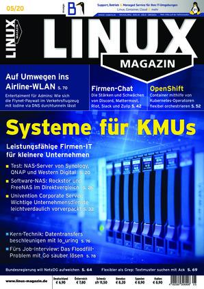 Linux-Magazin (5/2020)