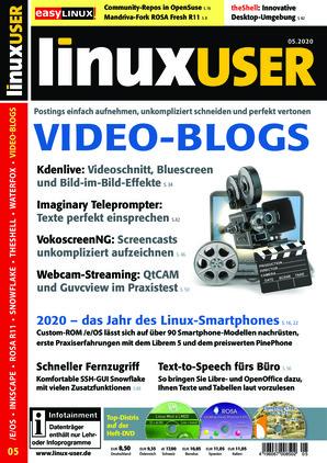 LinuxUser (5/2020)