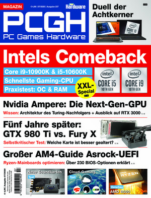 PC Games Hardware (07/2020)