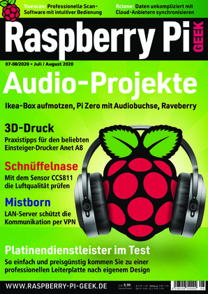 Raspberry Pi Geek (07-08/2020)