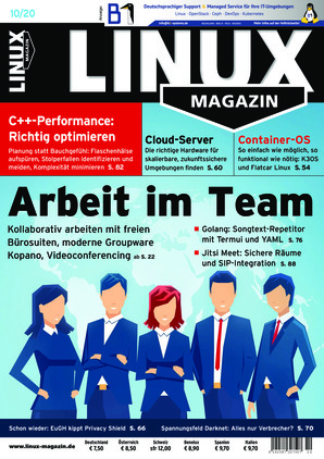 Linux-Magazin (10/2020)