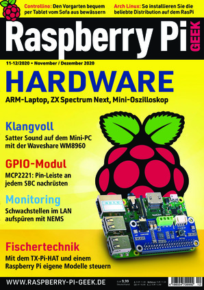 Raspberry Pi Geek (11-12/2020)