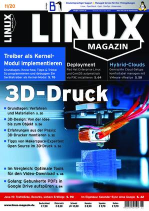 Linux-Magazin (11/2020)