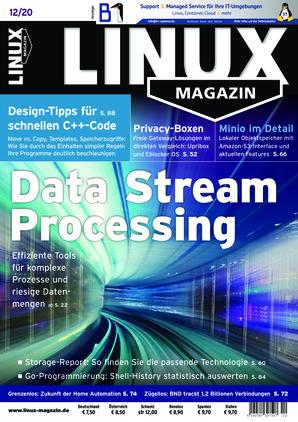 Linux-Magazin (12/2020)
