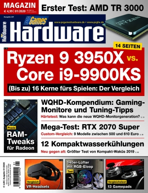 PC Games Hardware (01/2020)