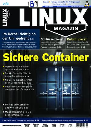 Linux-Magazin (1/2021)