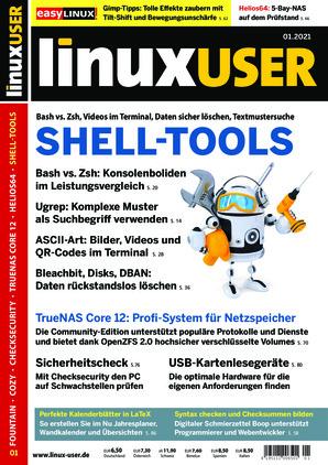 LinuxUser (1/2021)