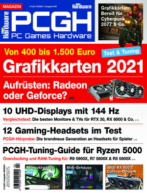 PC Games Hardware (02/2021)