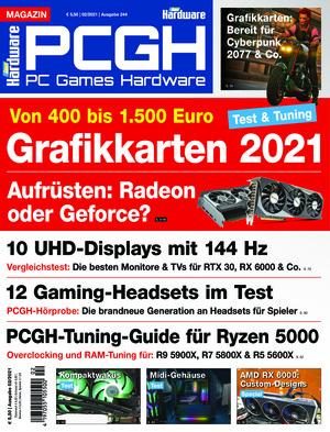 PC Games Hardware (02/2021)