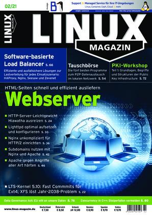 Linux-Magazin (2/2021)