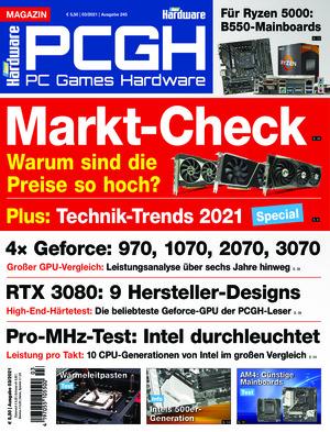 PC Games Hardware (03/2021)