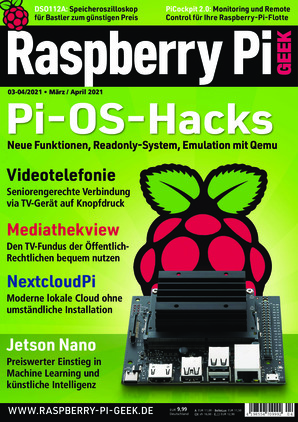 Raspberry Pi Geek (03-04/2021)