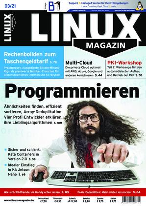 Linux-Magazin (03/2021)
