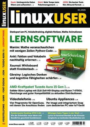 LinuxUser (3/2021)