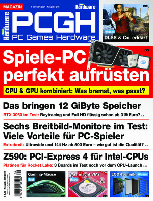 PC Games Hardware (04/2021)