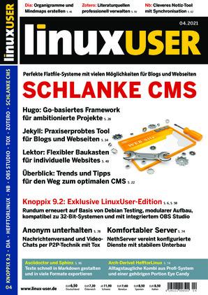 LinuxUser (4/2021)