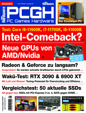 PC Games Hardware (05/2021)