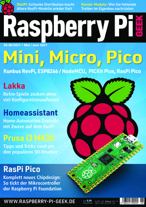 Raspberry Pi Geek (05-06/2021)
