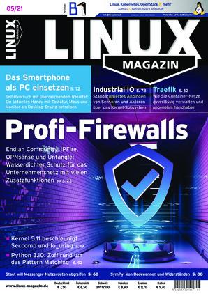 Linux-Magazin (5/2021)