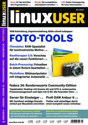 LinuxUser (5/2021)