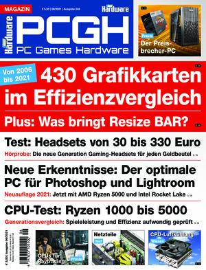 PC Games Hardware (06/2021)