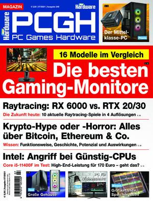 PC Games Hardware (07/2021)
