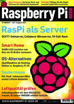 Raspberry Pi Geek (07-08/2021)