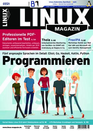 Linux-Magazin (07/2021)