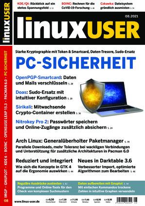 LinuxUser (08/2021)