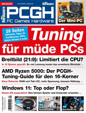 PC Games Hardware (09/2021)