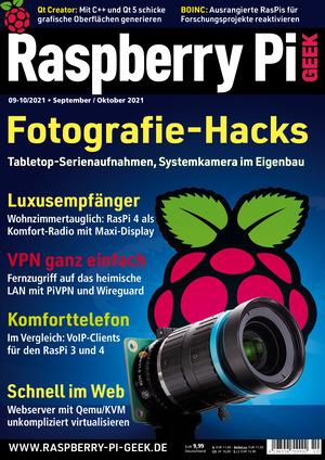 Raspberry Pi Geek (09-10/2021)