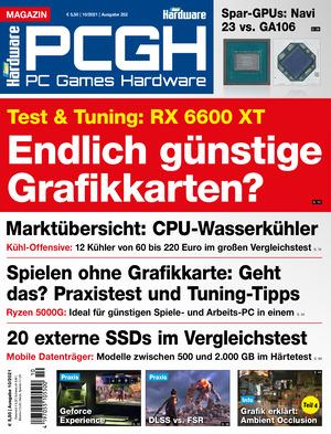PC Games Hardware (10/2021)