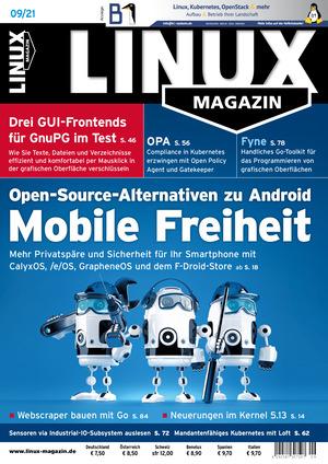 Linux-Magazin (09/2021)