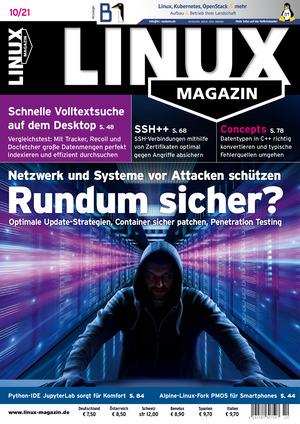 Linux-Magazin (10/2021)