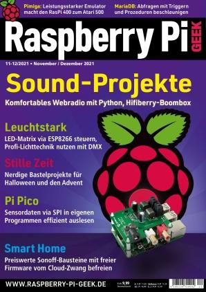 Raspberry Pi Geek (11-12/2021)