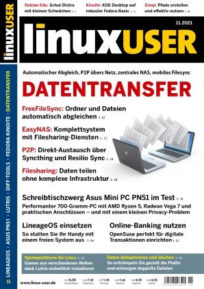 LinuxUser (11/2021)