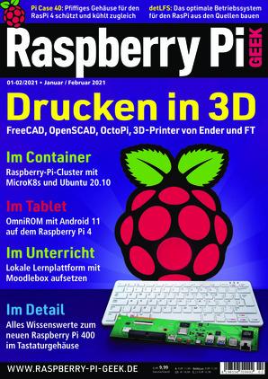 Raspberry Pi Geek (01-02/2021)